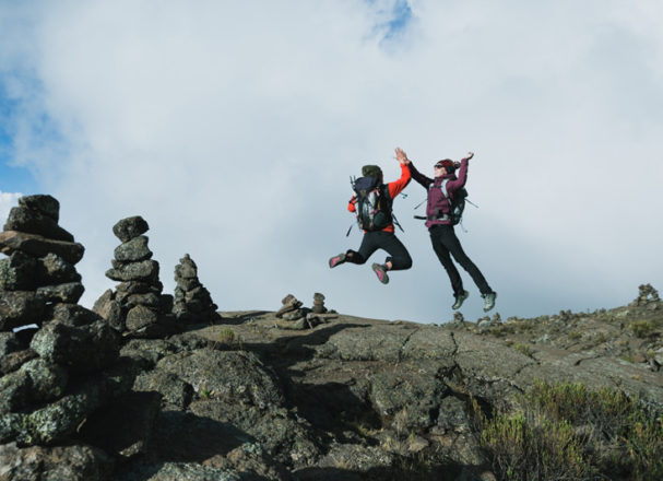6 days Kilimanjaro via marangu route