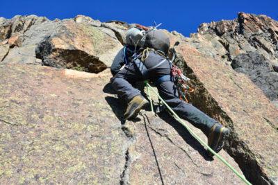 climbing routes on mount kenya