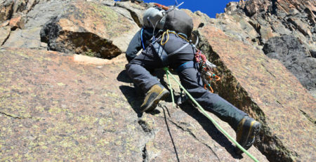 climbing routes on mount kenya