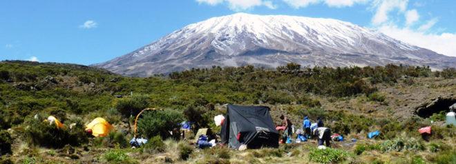 Kilimanjaro trekking Marangu route