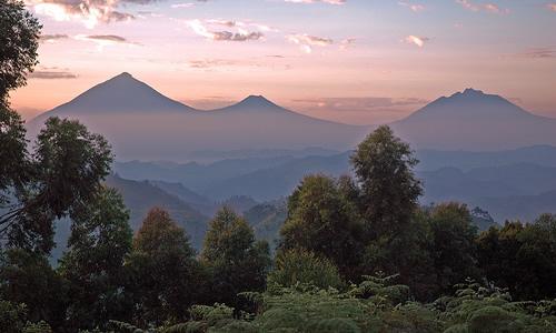 Mount Gahinga, Kisoro