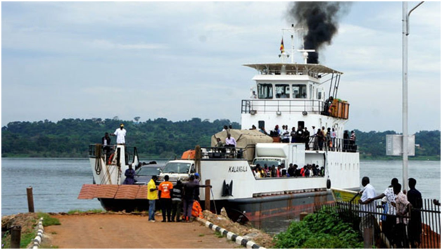 MV Kalangala ferry services