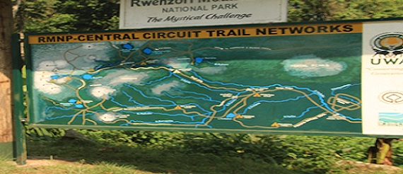 central circuit trail
