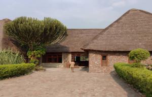Ihamba lakeside safari lodge